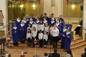 advent choirs