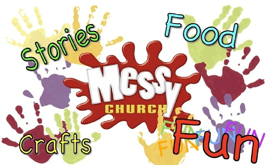 Messy Church December 6th