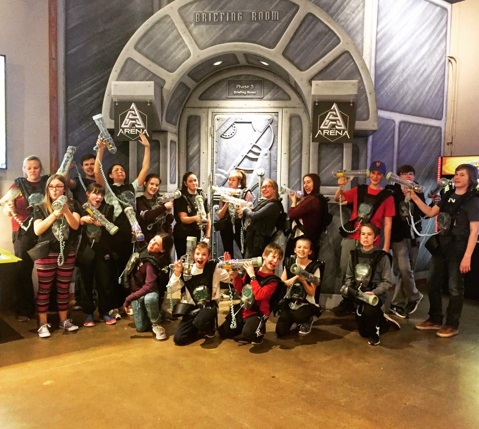 Youth Group – Adventure Night!