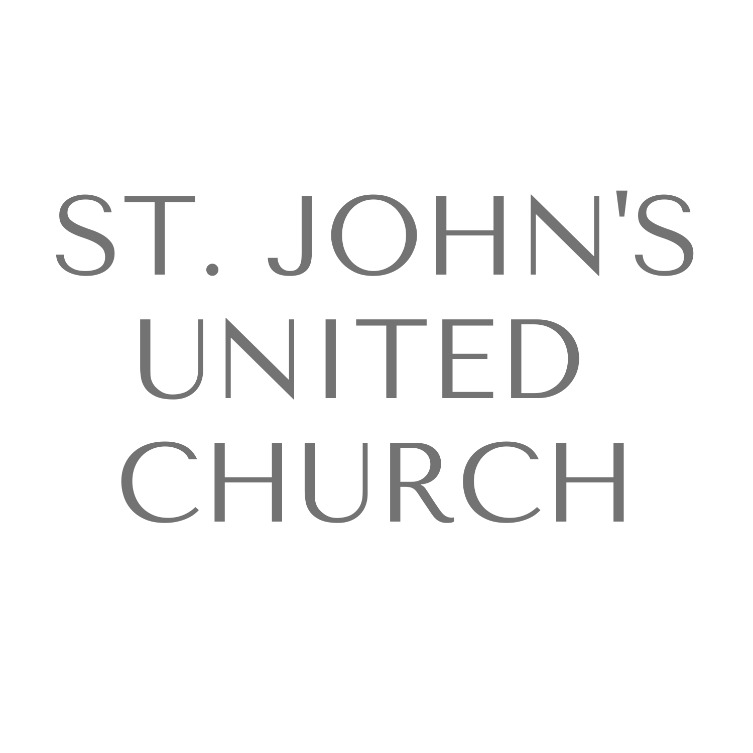 St. John's United Church Oakville